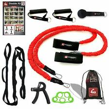 Baseball Band for Pitching 7 Piece Resistance Training Kit for Softball Training