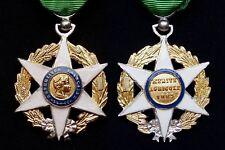Médaille Ordre Chevalier du Mérite Agricole 1883