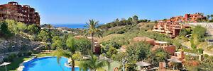 Marbella Luxury 2 Bed - 2 Bath Apartment Holiday Rental