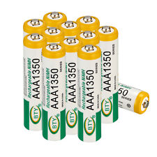 4~20pc 1.2V AAA Ni-MH Batteries 1350mAh BTY Rechargeable Battery for Camera Toys