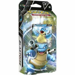 Pokemon Blastoise V Battle Deck FACTORY SEALED NEW