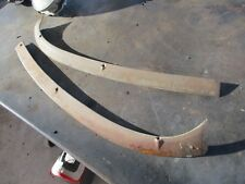 65 PLYMOUTH BELVEDERE II SATELLITE DASH TO WINDSHIELD TRIM MOLDING OEM METAL