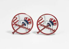 New York Yankees Cufflinks MLB Baseball