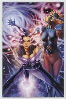 Uncanny X-Men 1 Marvel 2018 NM Jay Anacleto Virgin Variant Jean Grey Psylocke