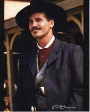 VAL KILMER Signed TOMBSTONE DOC HOLLIDAY Photo w/ Hologram COA