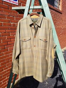 Men's Orvis Shirt Jacket with Micro Suede Detail