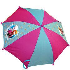 Disney Frozen Automático Paraguas de los niños 78cm REINA HIELO ELSA & Anna