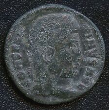 "Ancient Roman Coin "" Constantine I "" 307 - 337 A.D. REF# S3778 18 mm Diameter"