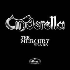Cinderella The Mercury Years CD Set 2018