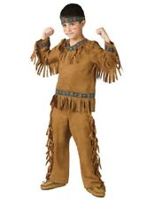 Costumes for All Occasions Fw131022md American Indian Boy Child Med