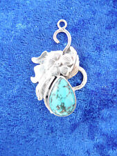 Beautiful, Ancient Pendants__925 Silver__with Turquoise __