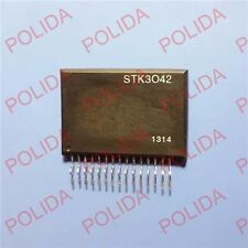 1PCS Audio Power AMP IC MODULE SANYO SIP-15 STK3042 STK-3042