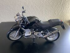 MINICHAMPS Motorcycle 1:10 Scale BMW R 1150 R Black - See The Pictures