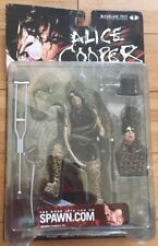 Alice Cooper Super Stage Figure By Mcfarlane Toys