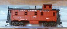 Atlas Trainman N #50002136 Gulf, Mobile & Ohio (Cupola Caboose) Rd #2711