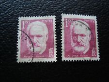 FRANCE - timbre yvert et tellier n° 304 x2 obl (A5) stamp french (A)