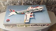 Vintage 80S# Airplane Battery Ellegi Italy International Cargo Roma Sidney