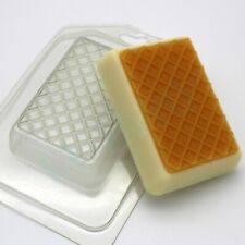 """Ice cream / Waffle"" plastic soap mold soap making mold mould"