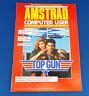 ACU / Amstrad Computer User Magazine February Feb 1987 Top Gun Mint Condition