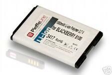 Batteria per palmare per  BLACKBERRY 8100 8700 1000mAh