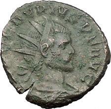 CLAUDIUS II Gothicus 268AD Ancient Roman Coin Fair trade Honest merchant i32186