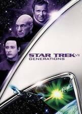 Star Trek VII Generations Patrick Stewart Blu-ray Disc NEW factory sealed