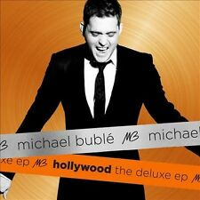 Michael Bublé / Hollywood: The Deluxe EP (BRAND NW CD Repise) David Foster GREAT