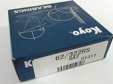 ** 1x Koyo à billes 62/32-2rs... 32x65x17 MM... ** NEUF **