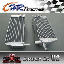 NEW aluminum alloy radiator for Honda CR 125 R CR125R 2-STROKE 1989 89