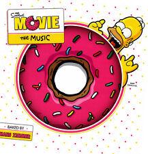 The Simpsons Movie-2007- Original Movie Soundtrack- CD
