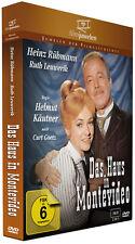 Das Haus in Montevideo - Heinz Rühmann - Regie: Helmut Käutner - Filmjuwelen DVD