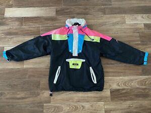 Vintage Slalom Jacket Stormwatch Goretex Windbreaker Skiing Snowboarding 1980s