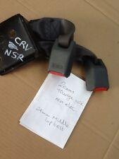 mk1 honda 2.0 crv cr-v 95-99 REAR BACK SEAT BELT left ns SIDE + CENTER BUCKLE
