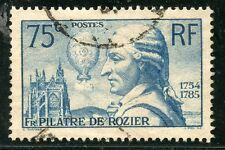 STAMP / TIMBRE FRANCE OBLITERE N° 313 / CELEBRITE / FRANCOIS PILATRE
