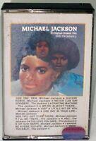 Michael Jackson 14 Original Greatest Hits W The Jackson 5 Cassette Tape VTG 1984