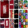 Coque Marvel Comics heroes Hard Case Huawei P6 P7 P8 P9 P10 Lite Mate 10