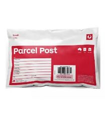 10x 500g Prepaid Satchel - Australia Post ! Now Holds Up To 5 Kgs.. Free Postage
