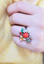 Lovely Bouquet Fashion Ring