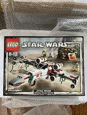 Lego 4502 Star Wars X-wing Fighter Dagobah Original Trilogy Edition Box, New
