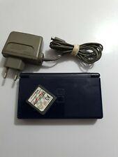 Consola Nintendo DS Lite Azul  y Mario KART solo Cartucho Pal EUR Leer Bien!