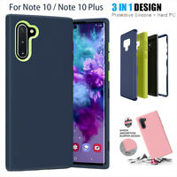 For Samsung Galaxy Note 10 Plus Case New 360° Shockproof Bumper Protective Cover