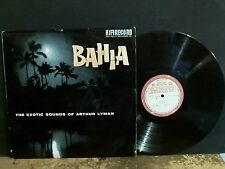 ARTHUR LYMAN  Bahia   L.P.  Jazz Latin Easy  2 X ONE SIDED PROMO     RARE !!