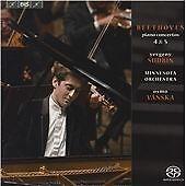 Beethoven: Piano Concertos 4 & 5, Yevgeny Sudbin CD | 7318599917580 | New