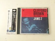 CLIFFORD BROWN ALL STARS - JAMS 2 - CD JAPAN 1990 EMARCY JAZZ CLUB W/OBI - NM/NM