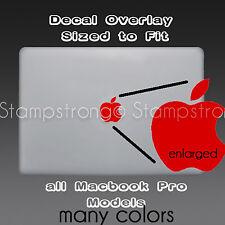 Apple Logo Skin Sticker Decal Vinyl Film for MACBOOK PRO Mac Book pre 2017