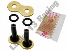 DID rivet link 530 chain VX gold X ring hollow connection motorcycle joint ZJ