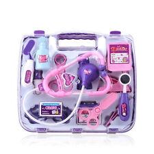 CHILDREN/GIRLS Doctor Nurses play set  Medical Set Kit FANCY DRESS TOY XMAS GIFT