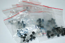 170PCS17 kind TO-92 S9012 S9013 S9014 S8050 S8550 Transistor Component Pack A426