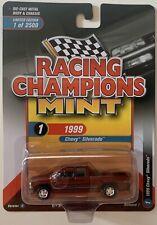 Racing Champions Mint 1999 Chevy Silverado Chevrolet Version B NEW
