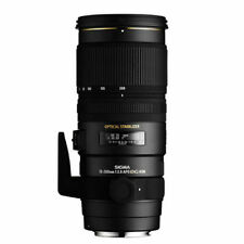 Sigma Objektive für Nikon Kameras